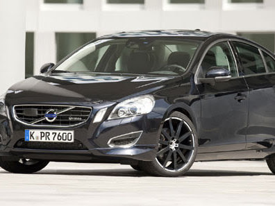 Exclusive Volvo: Only 100 copies of the S60 T6 Heico Sportiv by with 330 hp