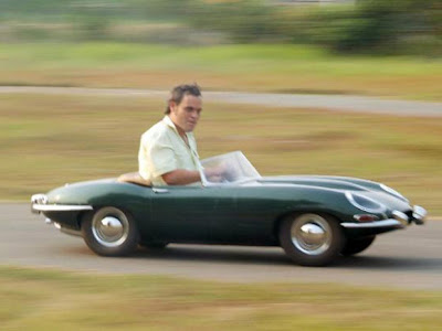 Réve d'enfant Jaguar+E-type