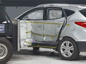 U.S. have tested the safety of the new Kia Sportage