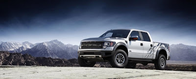Non-road version of the pickup truck Ford F-150 has a double cab