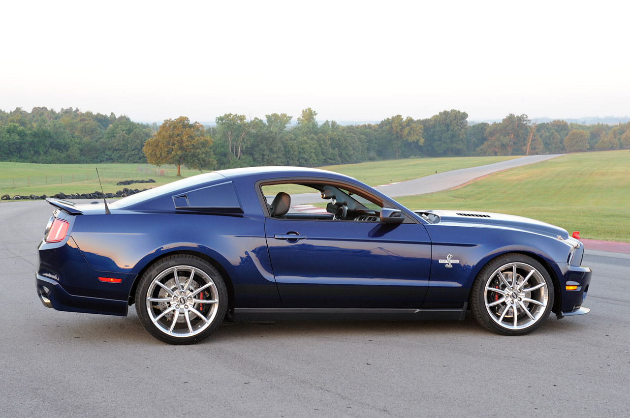 2011 Shelby Super Snake  pictures
