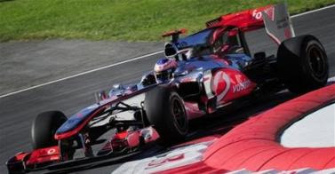 F1 GP Italy 2010