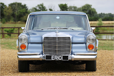 Mercedes-Benz 600 from Elvis Presley under the hammer