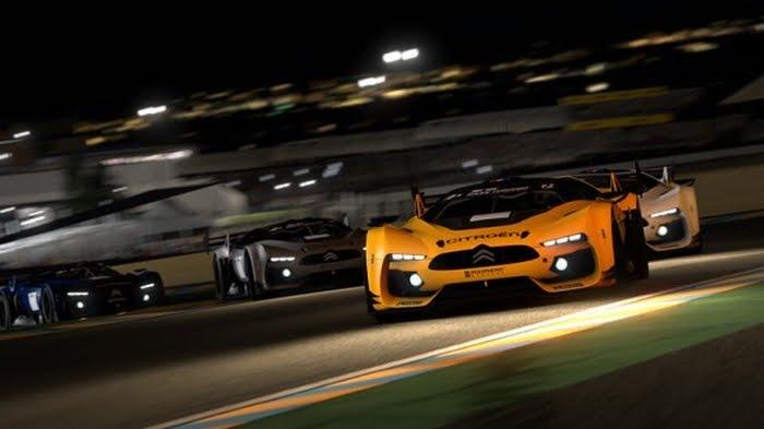 Gt5 Lexus Is F Racing Concept. Citroen GT Concept Racing Gran