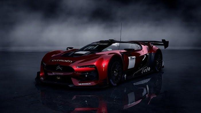 Gt5 Lexus Isf Racing Concept. Citroen GT Concept Racing Gran