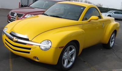 Chevrolet SSR 5.3