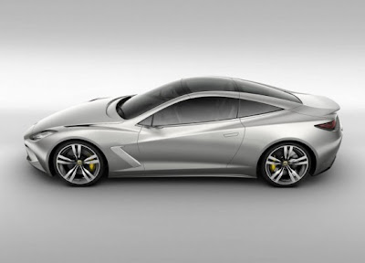 2013 New Lotus Elite Concept: