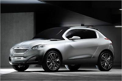 2011 Peugeot HR1 Concept