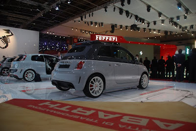 Abarth 500 esseesse and Abarth Punto esseesse