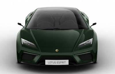 Lotus Official: 2013 Lotus Esprit first photos and specs