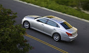 2011 Hyundai Equus Hot Car Pictures