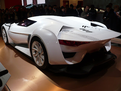 Corvette Stingray Gran Turismo on Citroen Gt Concept In Gran Turismo 5 Soon Live Pics Garage Car