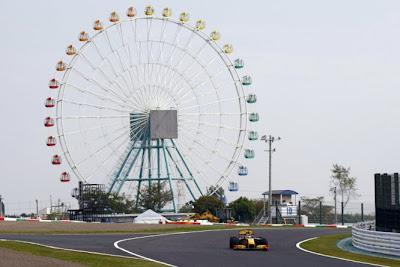 German Vettel wins Japanese F1 Grand Prix 2010