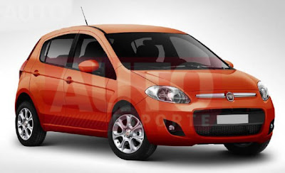 Fiat Palio 2011 2012