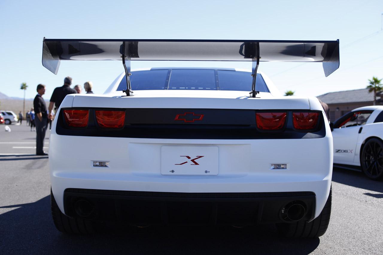 SEMA 2010 Live : Camaro Concept Car Track SSX
