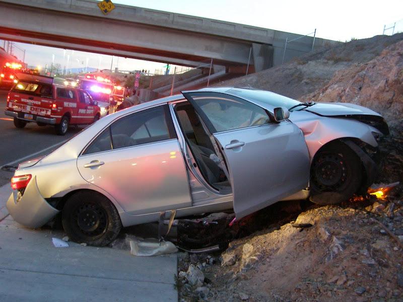 Toyota Camry Crash in Utah