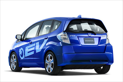 2012 Honda Jazz Electric Live