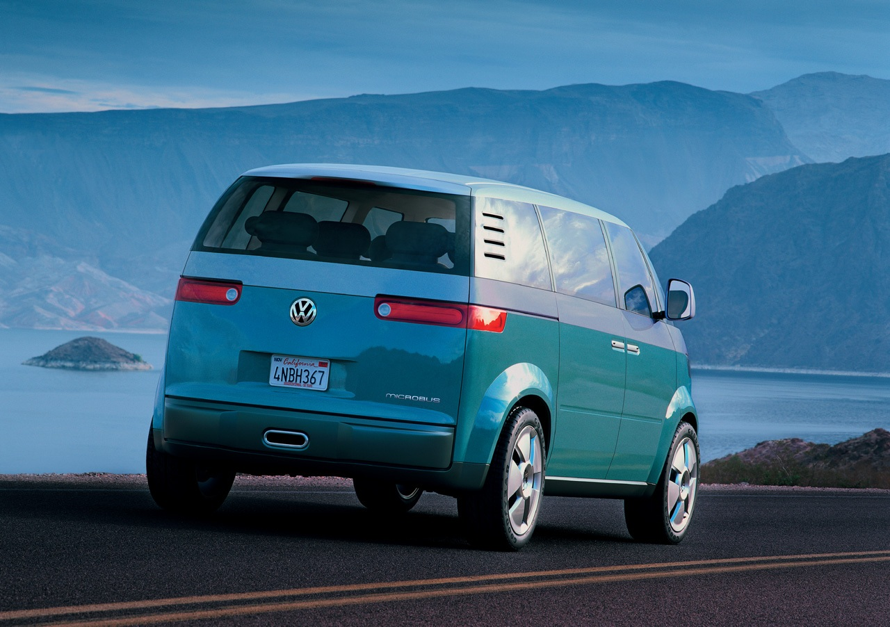 Volkswagen is working on plans to build new classic Camper ...