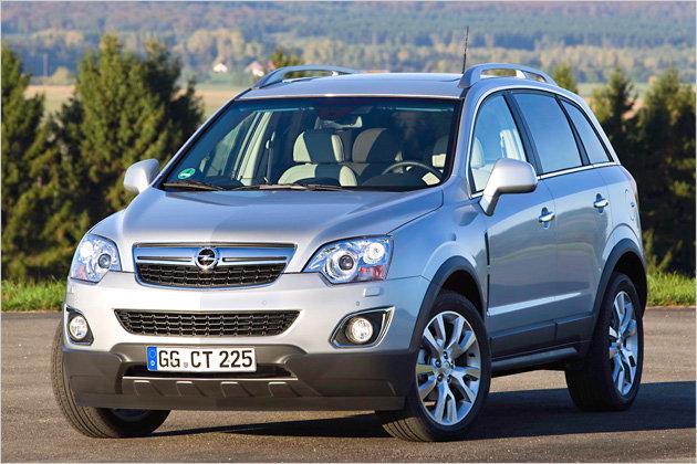 Opel Antara White. 2012 Opel Antara Pictures