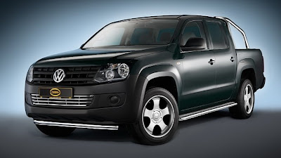 2011 Volkswagen Amarok attacked Cobra by tuning studio Cobra