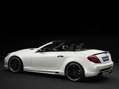 Piecha Mercedes SLK Final Performance RS Edition 2011 photos