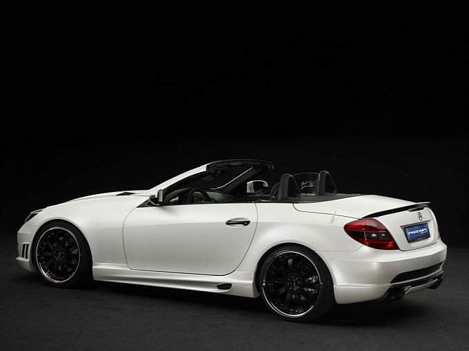 PIECHA Mercedes SLK RS Final Edition