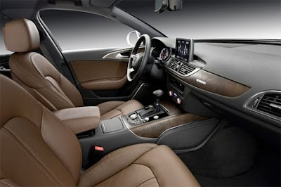 New Audi A6 Interior. Photos Of 2011 Audi A6 New