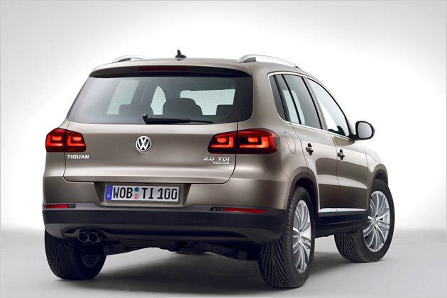 Volkswagen Tiguan 2012. 2012 VW Tiguan: Finally