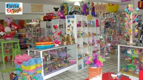 Fiesta y toys 2008 nueva tienda - Regalos de muebles gratis ...