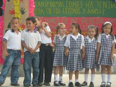 poema niños de preescolar
