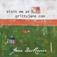 Gritty Jane Art Web Site