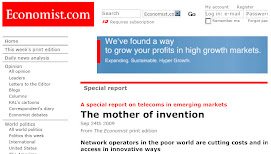 The Economist - 4 - The mother of invention