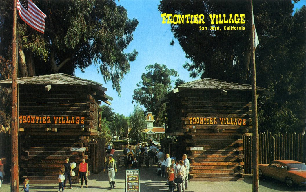 About in The City: Frontier Village (That's where the ...