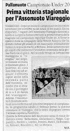 Articoli Nuovo Corriere della Versilia