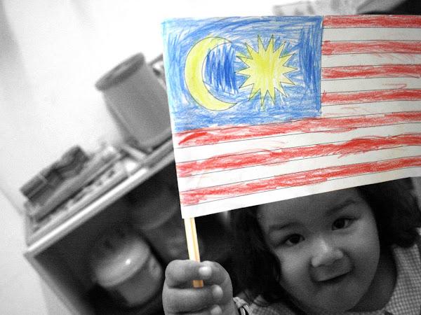 Happy Birthday Malaysia!