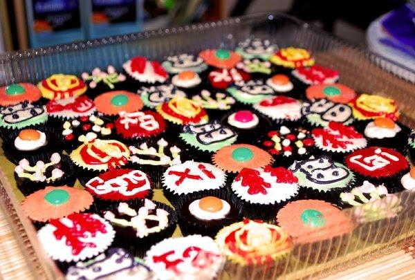 CNY Cuppies!!