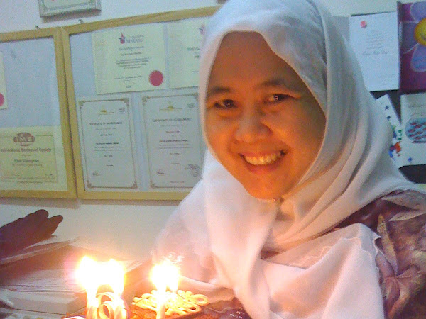Teacher Alia's Birthday!