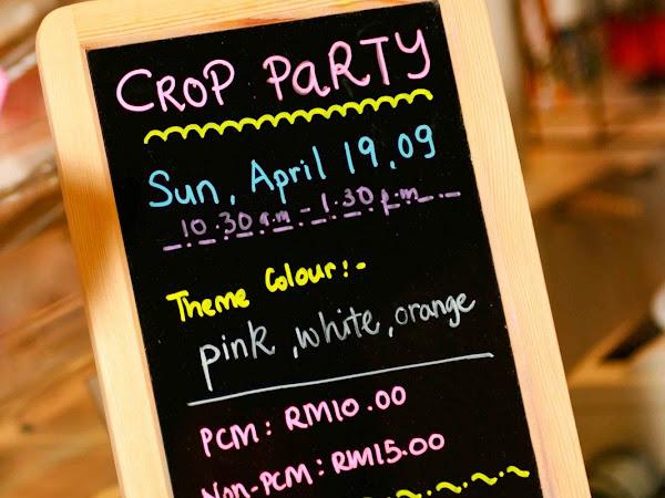 Papier's Crop Party