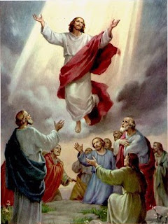 Seeing Jesus in the air