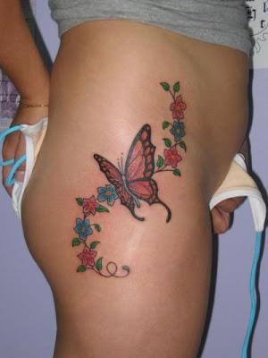 butterfly tattoo design 2011