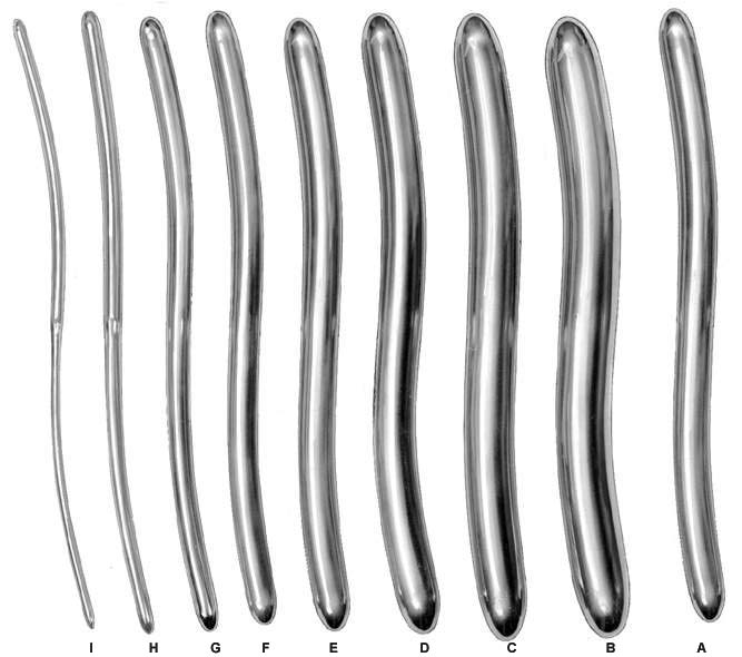 hegar dilator diff sizes
