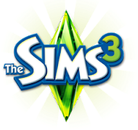 Game The Sims 3 2009 Logo