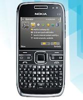 Foto Resmi Nokia E72 Indonesia