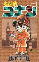 Cover Detective Conan Komik