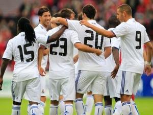Real Madrid 8 Bulan Belum Terkalahkan Di Partai Tandang