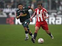 Moenchengladbach vs Muenchen : 3-3