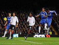 Cuplikan Chelsea vs Fulham : 1-0 (11 Nov 2010)