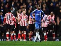 Chelsea vs Sunderland : 0-3 Highlights