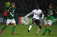 Werder vs Inter : 3-0