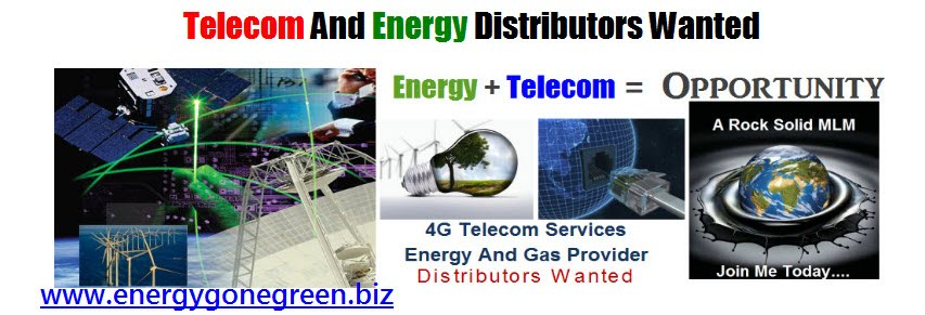 Gas and Electricity Goes MLM